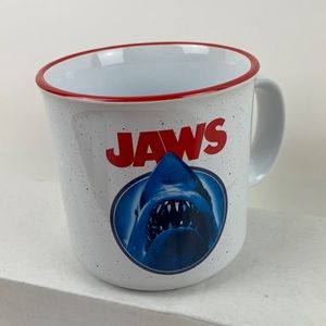 NWT 16 oz. JAWS Ceramic Mug